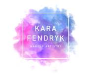 Kara Fendryk Makeup Artistry Logo - Entry #86