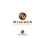 Wisemen Woodworks Logo - Entry #79