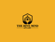 The Hive Mind Apiary Logo - Entry #40