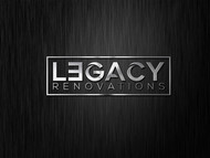 LEGACY RENOVATIONS Logo - Entry #10