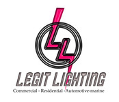 Legit LED or Legit Lighting Logo - Entry #169