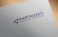 Empowered Financial Strategies Logo - Entry #6