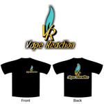 Vape Reaction Logo - Entry #48