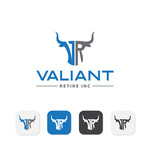 Valiant Retire Inc. Logo - Entry #74