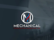 Mechanical Construction & Consulting, Inc. Logo - Entry #191
