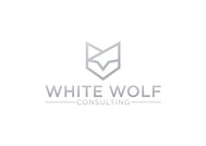 White Wolf Consulting (optional LLC) Logo - Entry #315