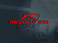 Revolution Roofing Logo - Entry #466