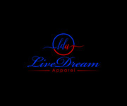 LiveDream Apparel Logo - Entry #226