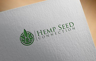 Hemp Seed Connection (HSC) Logo - Entry #129