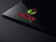 Vegan Fix Logo - Entry #230