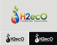 Plumbing company logo - Entry #6