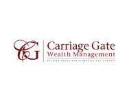 Carriage Gate Wealth Management Logo - Entry #50