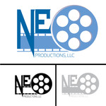 NE Productions, LLC Logo - Entry #135