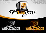 TicTacTest Logo - Entry #111