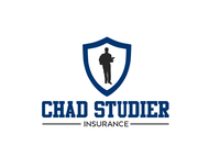 Chad Studier Insurance Logo - Entry #416