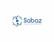 Sabaz Family Chiropractic or Sabaz Chiropractic Logo - Entry #60