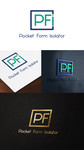 Pocket Form Isolator Logo - Entry #11