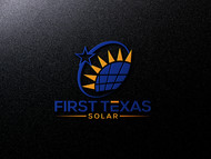 First Texas Solar Logo - Entry #20