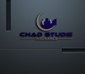 Chad Studier Insurance Logo - Entry #309