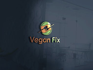 Vegan Fix Logo - Entry #88