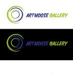 ArtMoose Gallery Logo - Entry #36