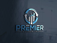 Premier Accounting Logo - Entry #419