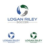 Logan Riley Soccer Logo - Entry #66