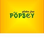 gluten free popsey  Logo - Entry #52