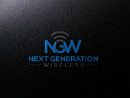 Next Generation Wireless Logo - Entry #54