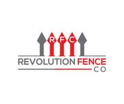 Revolution Fence Co. Logo - Entry #264