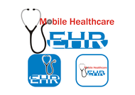Mobile Healthcare EHR Logo - Entry #142