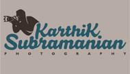 Karthik Subramanian Photography Logo - Entry #168