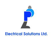 P L Electrical solutions Ltd Logo - Entry #95