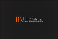 MvW Interiors Logo - Entry #83