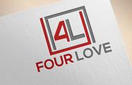Four love Logo - Entry #98