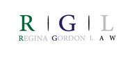 Regina Gordon Law Office  Logo - Entry #12