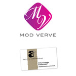 Fashionable logo for a line of upscale contemporary women's apparel  - Entry #59