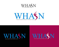 WHASN Logo - Entry #179