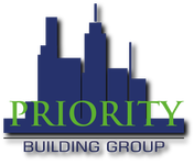 Priority Building Group Logo - Entry #176