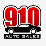 910 Auto Sales Logo - Entry #102