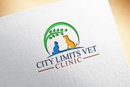 City Limits Vet Clinic Logo - Entry #63