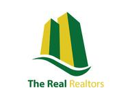 The Real Realtors Logo - Entry #53