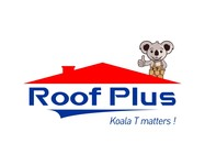 Roof Plus Logo - Entry #229