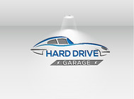 Hard drive garage Logo - Entry #362