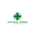 Natural Green Cannabis Logo - Entry #111