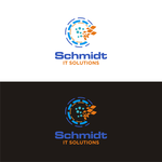 Schmidt IT Solutions Logo - Entry #238