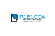 Rebecca Munster Designs (RMD) Logo - Entry #249