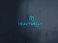 Heavyweight Jiujitsu Logo - Entry #10