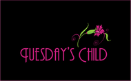 Tuesday's Child Logo - Entry #125
