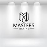 Masters Marine Logo - Entry #457